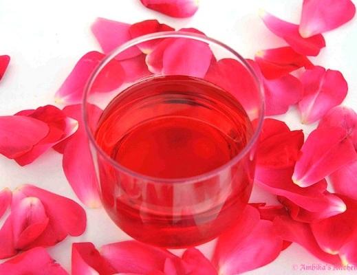 Rose-Sharbat